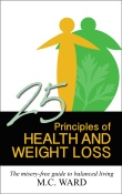 25 Principles of Health and Weight Loss book
